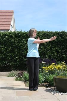 A Chi Kung Exercise